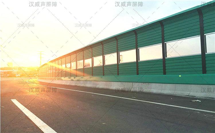 湖北宜昌金属百叶窗声屏障