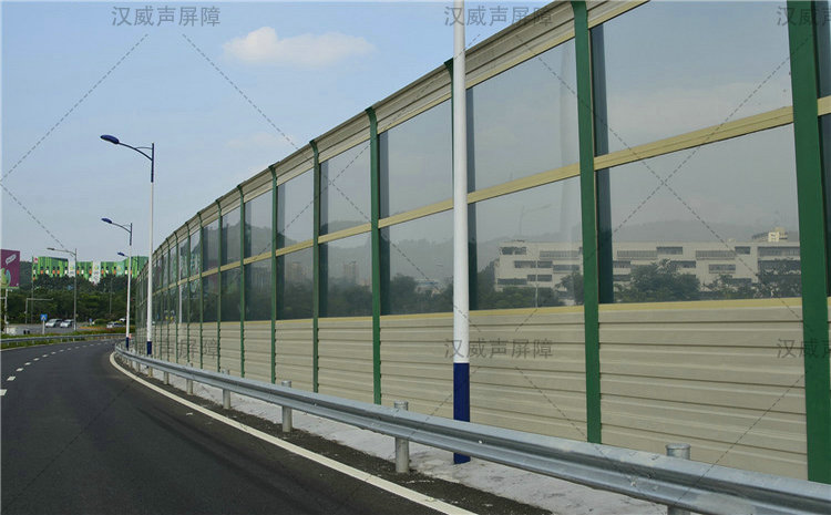 公路道路桥梁非金属隔音板