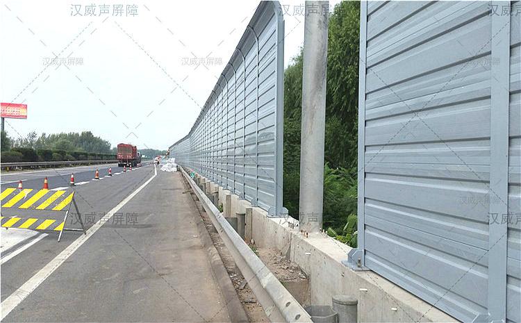 七台河市公路隔音墙设计