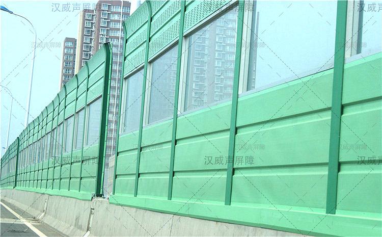湖北宜昌高架噪音隔离板