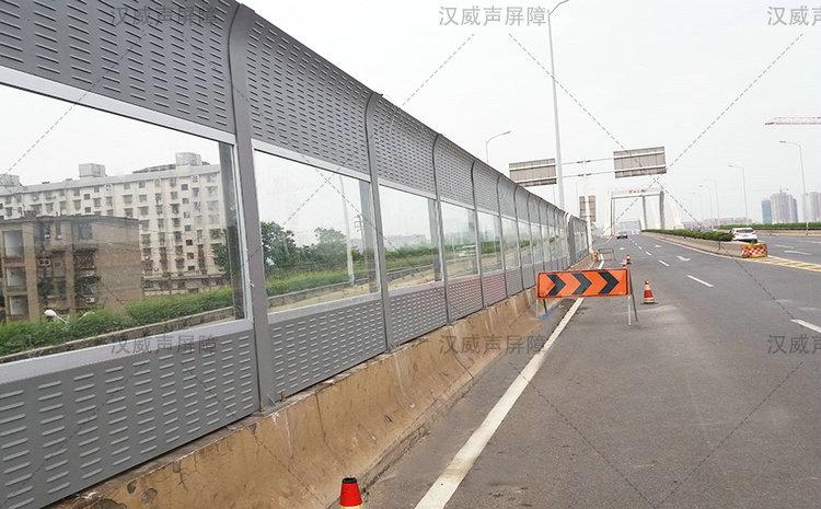 内蒙古乌兰察布路基段声屏障厂家报价