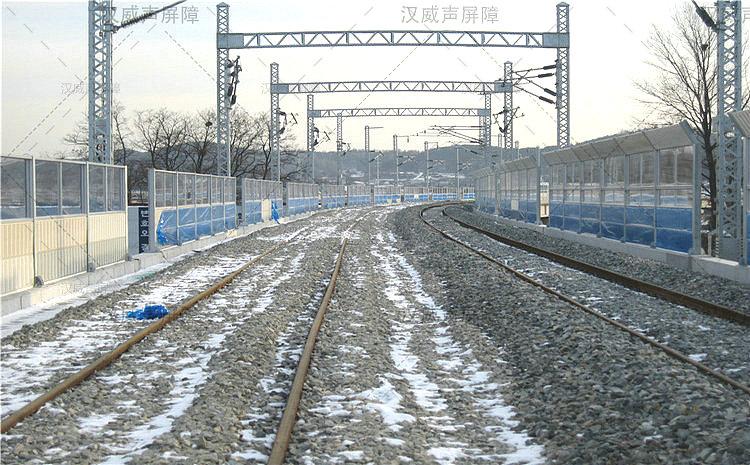 城铁水泥隔声屏障