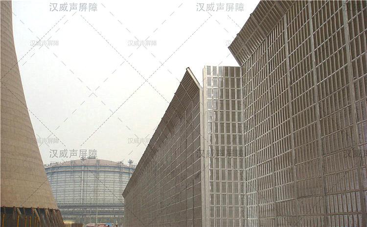 云南玉溪厂房车间防噪音隔离墙