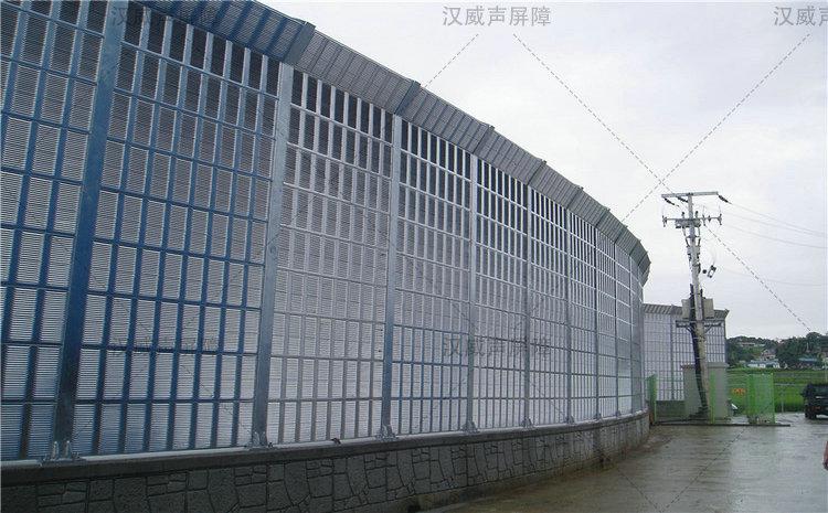 工厂金属声屏障